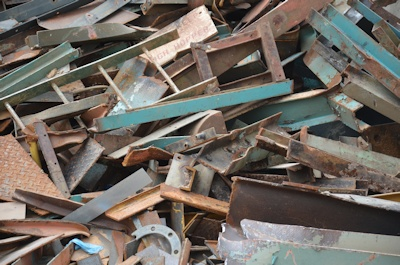 Tim Philpott Demolition (3) Scrap Processing